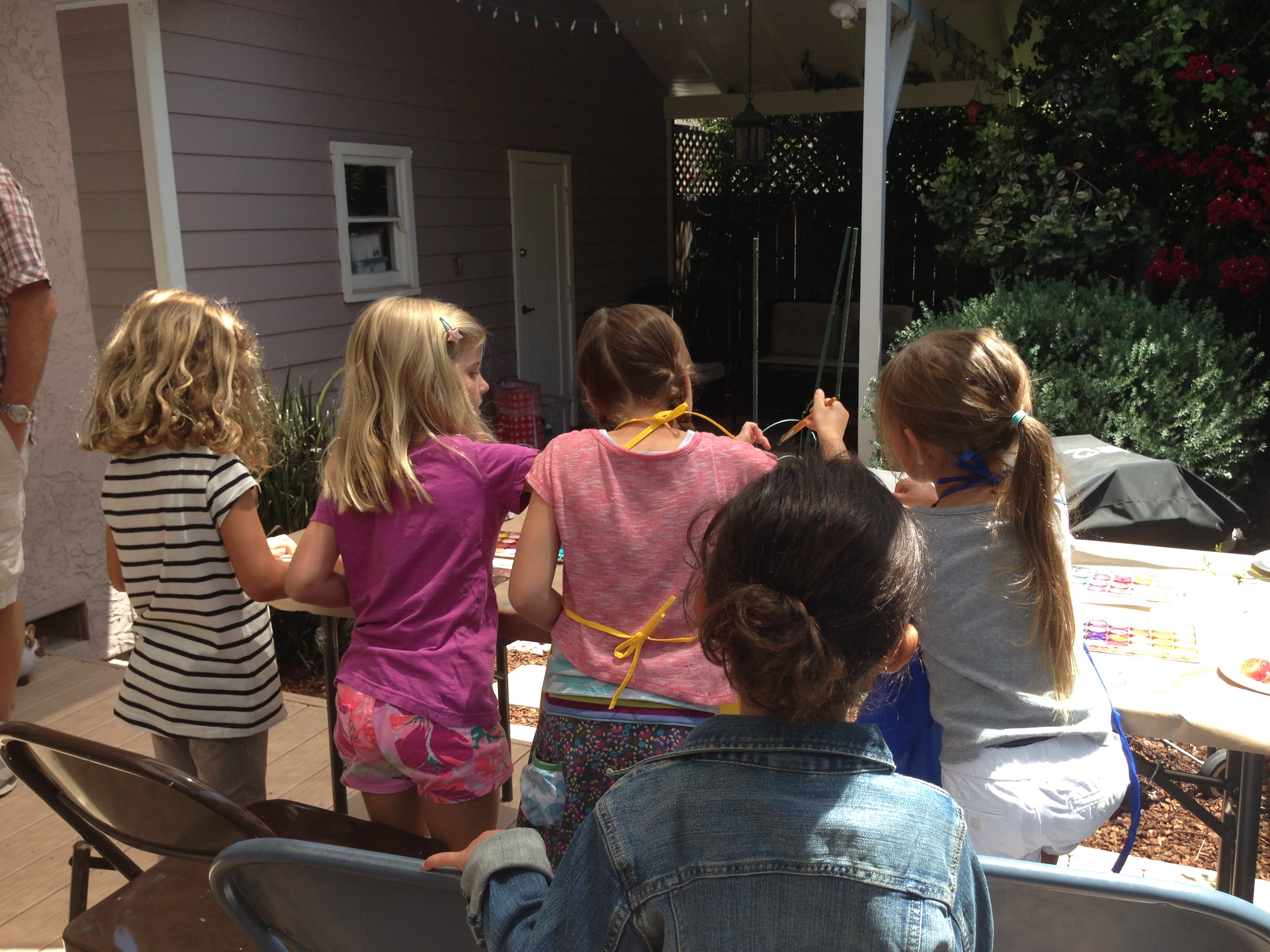 Art Parties For Kids, Birth Day, San Diego
