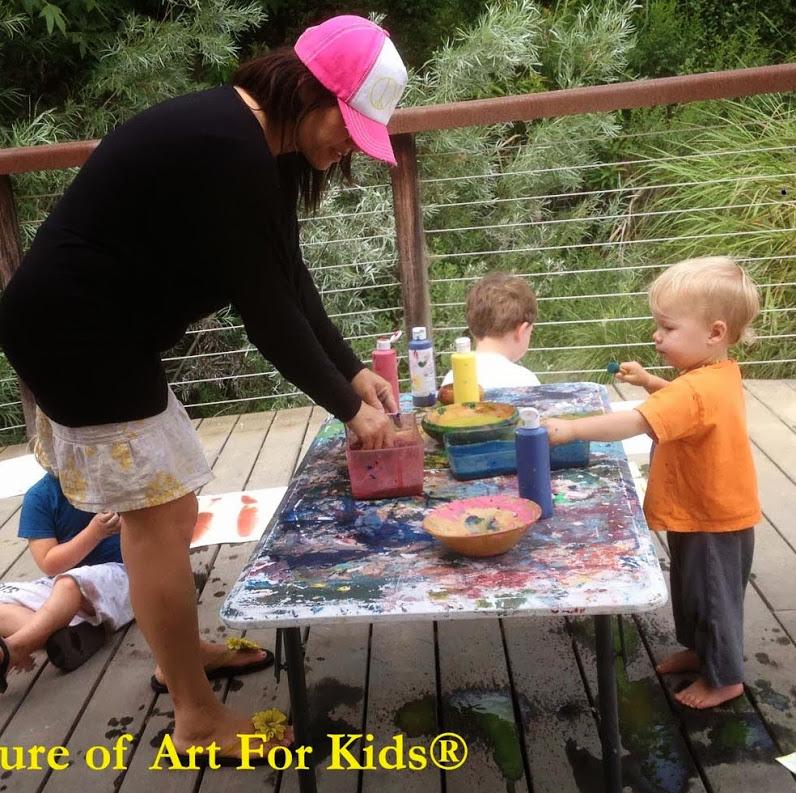 Buy Kids Paint Non-toxic, Eco-friendly Paints Safer children's Finger Paint watercolor